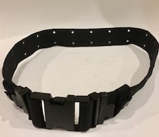 G.I. Military Surplus Belt with Black Quick-Release Buckle