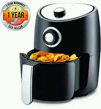 ((AIR*FRYER)): BRAND NEW/**NEVER USED!  BOXED+ A NICE GIFT??... London, N6J 4P7