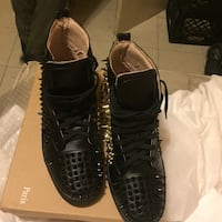 Christian louboutin size 12 authentic New Orleans, 70119