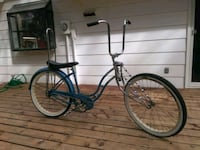 Blue and white 57 schwinn meteor girls low Rider Eugene, 97405