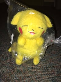 Pikachu plush Hampton, 23666