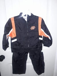 New w/o tags- Kids OSU ATHLETIC OUTFIT- sz 4t. Mustang, 73064