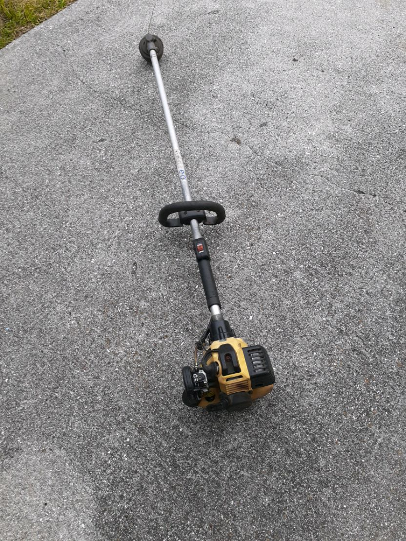 Photo John Deere string trimmer new Line's new filters new carburetor