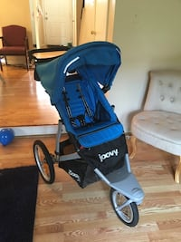 Joovy Zoom Joggers Stroller Annandale, 22003