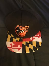 Orioles Maryland Flag Hat Reisterstown, 21136
