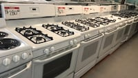 White gas stoves great condition 90 days warranty  Reisterstown, 21136