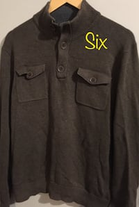 Men's Large Sweater Lot high end