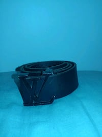 Louis Vuitton belt with black buckle Edmonton, T6K 3M8