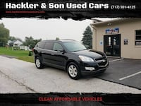 Chevrolet Traverse 2012 Red Lion