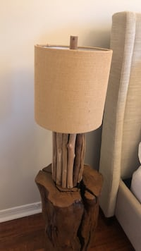 Rustic driftwood night lamps Bolton, L7E 5X7