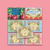 Pretty Save the dates magnets  Vaughan, L4L 1A6