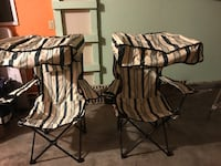 Camping chairs  the price is for both Havelock, 28532