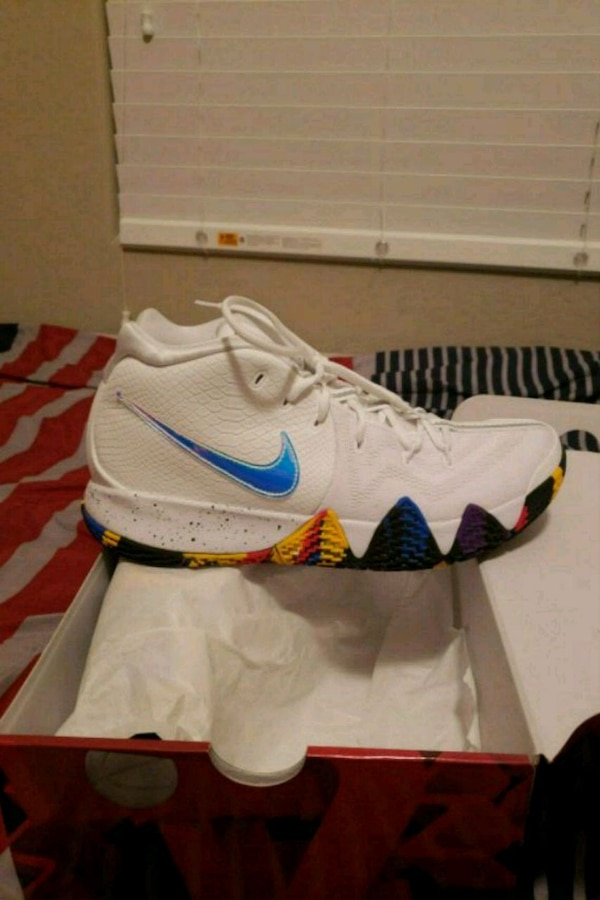 March Madness Kyrie 4 size 11