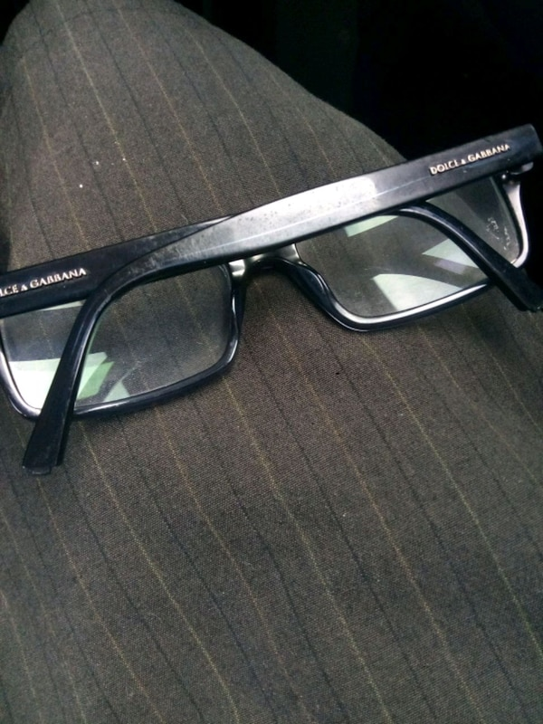 4356be925a525 Used black and gray framed eyeglasses for sale in Santa Ana - letgo