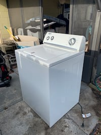 Whirlpool clothes washer in good condition