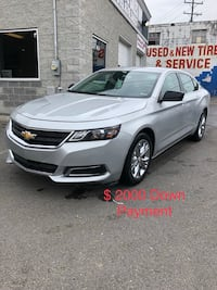 Chevrolet - Impala - 2015 only $ 2000 Down Payment  Nashville