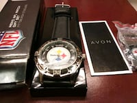 Brand new Steelers Watch and bottle opener