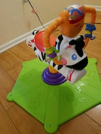 Fisher-Price ride on zebra toy Lakewood Township, 08701