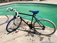 Black and blue Fixie South Gate, 90280