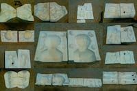 Ceramic doll molds for clay slip Germantown, 45327
