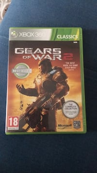 Xbox360 gear of wars 2 oyun Bornova, 35050