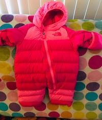 North face snow suit Baltimore
