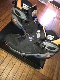 Jordan 8 Retro Phoenix Suns Washington, 20018