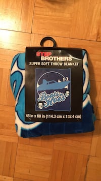 Step Brothers Fleece Blanket Alexandria, 22314