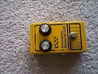 DOD Overdrive Preamp / 250 London, N6H 4R6