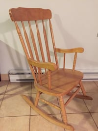 Rocking chair $50