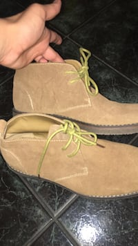 Brown Suede Boots NEGOTIABLE Houston, 77088