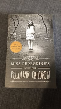 Book: miss peregrines home for peculiar children Denver, 80203