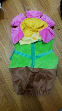 Baby girl Halloween costume flower  Cambridge, N3H 2S7