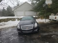 black coupes cts Cadillac.  Loaded Beloit, 53511