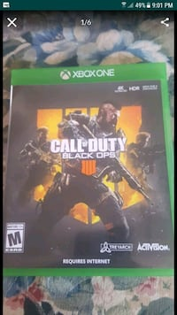 Call Of Duty Black Ops 4 Used Johnston, 02919