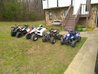 ATVs all run good Lithia Springs, 30122