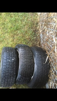 3 Winter tires 19.5/60R15