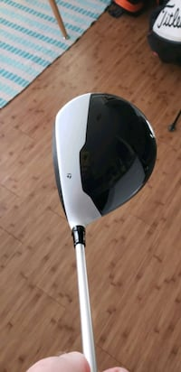 Taylormade M1 adjustable driver