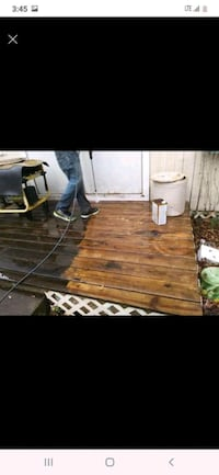 Power washing Ocean Springs