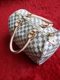 Louis  Vuitton bowling bag ( negotiable price)
