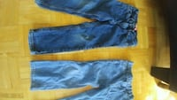 Girls jeans 2 pair. Wolf Creek, 97497