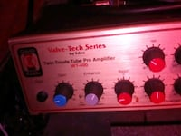 Bass amplifier head. Fort Saskatchewan, T8L 1N5