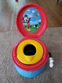 Mickey Mouse potty trainer Costa Mesa, 92626