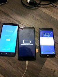 Lg zte blade and lg (read description) Tustin, 92780