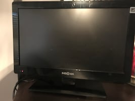 """21"""" HD LED tv with hdmi with remote"""