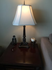 Pair of Bronze table lamps Mississauga, L5G
