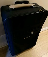 Samsonite Suitcase w/ wetpak inside -euc Red Deer, T4P