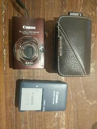 Canon SD1100 case included