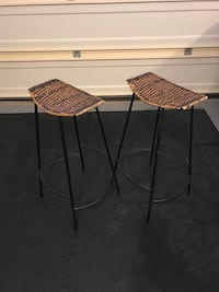 Pier one bar stools (2) Bowie, 20721