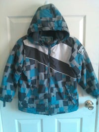 Glazier Summit kids coat size 7/8